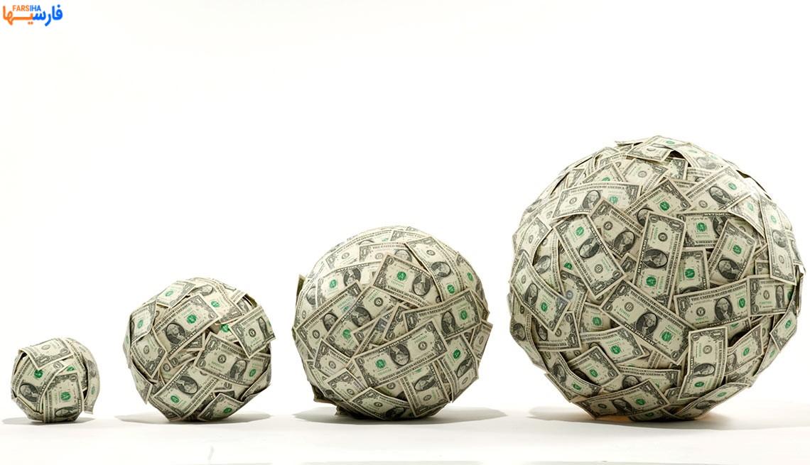 آشنایی با شیوه ها و عادت های پس انداز پول