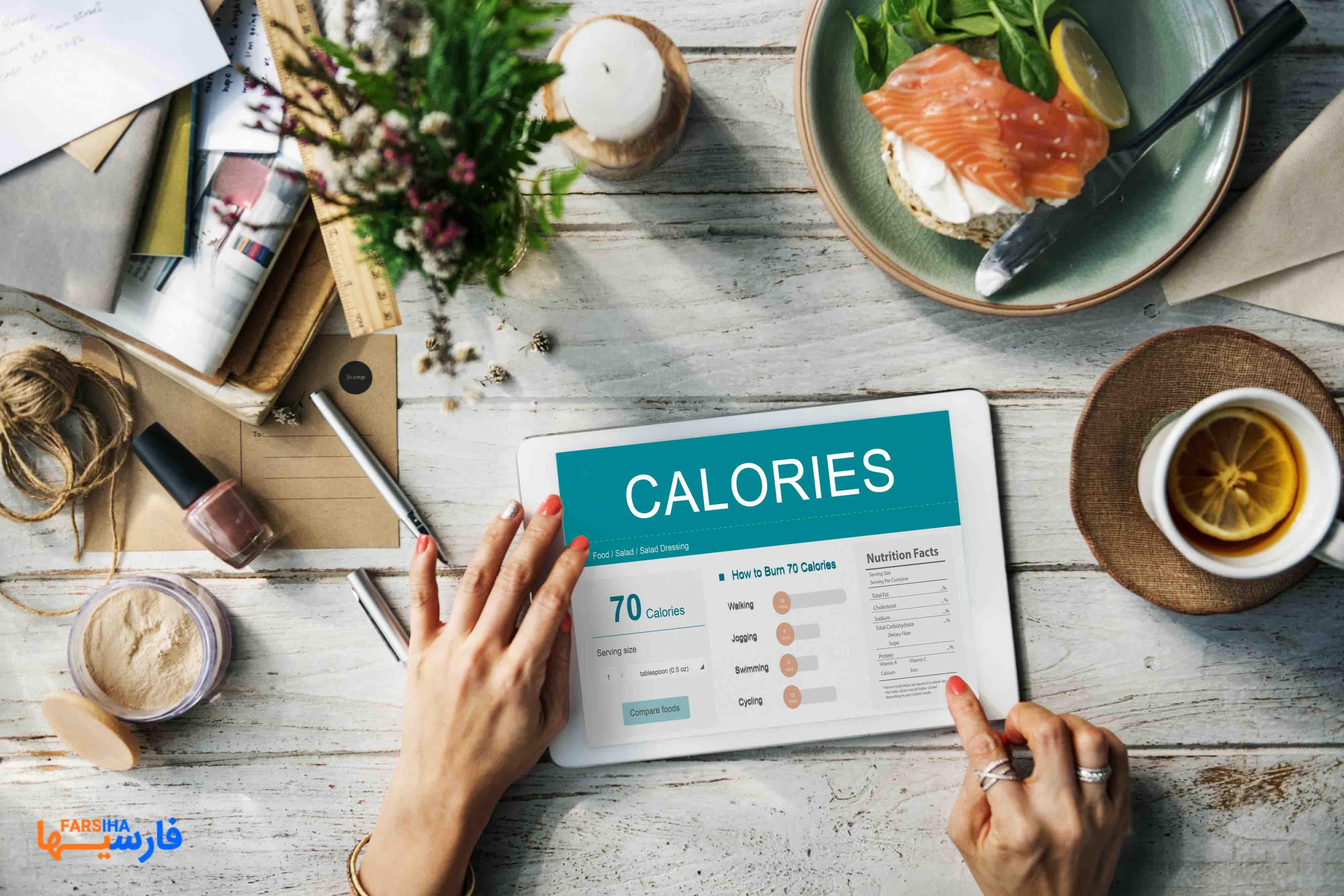 جایگزین هایی برای خوراکیهای پر کالری