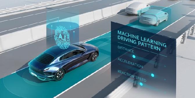 پلتفرم هوش مصنوعی برای خودروها توسط ال جی ساخته می شود