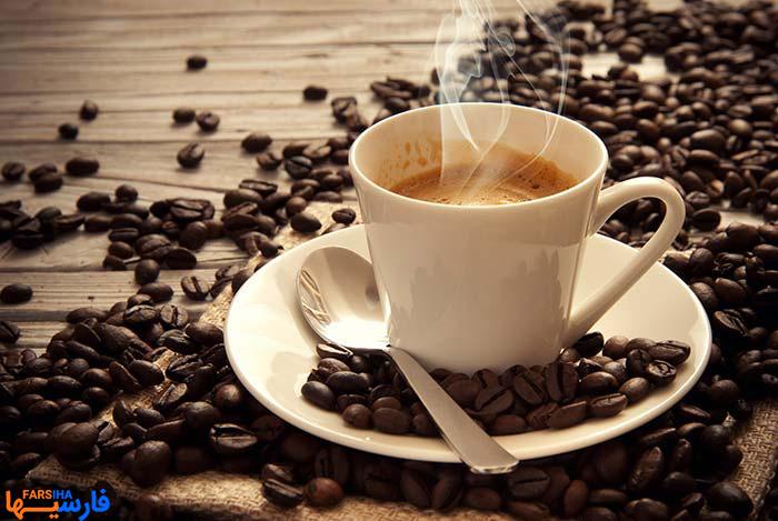 طرز تهیه قهوه اسپرسوی کافی شاپی