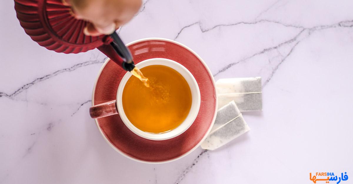 آنچه باید در مورد شستشوی چشم با چای بدانید