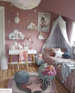 ایده تزیین اتاق کودک