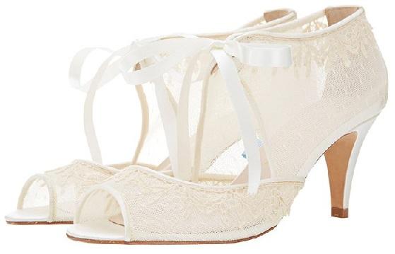 مدل هایی از کفش عروس خانوم