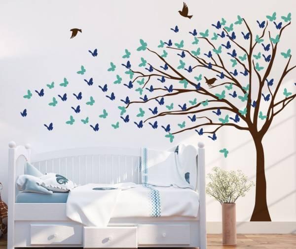 ایده تزیین دیوار اتاق کودک