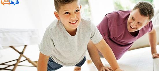 با نوجوانی که مبتلا به چاقی است چه کنیم؟