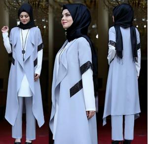 مدل های جدید از لباسهای پوشیده