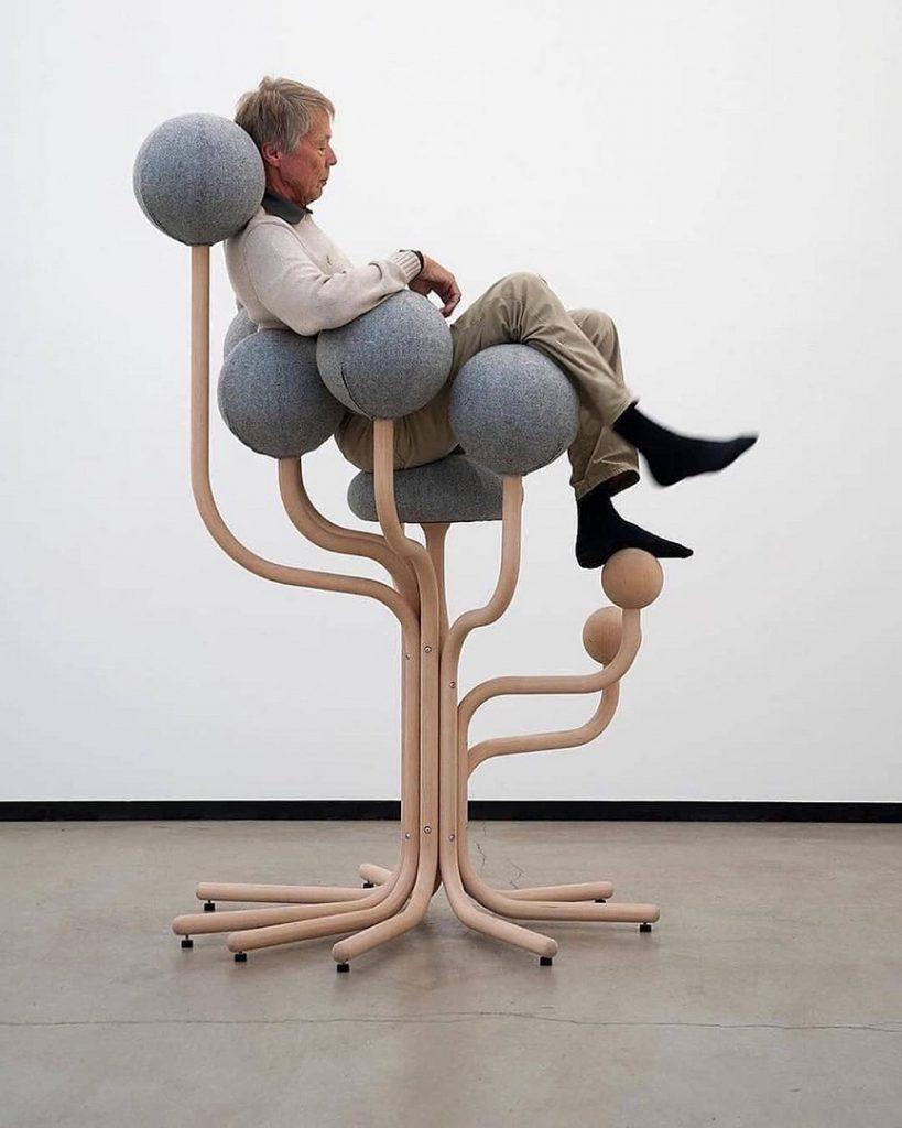 صندلی های عجیب و غریب