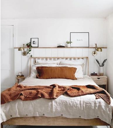 اتاق خوابتان را بهاری کنید
