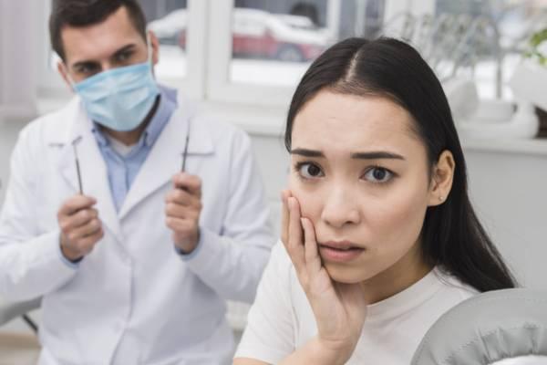 درد عصب کشی دندان