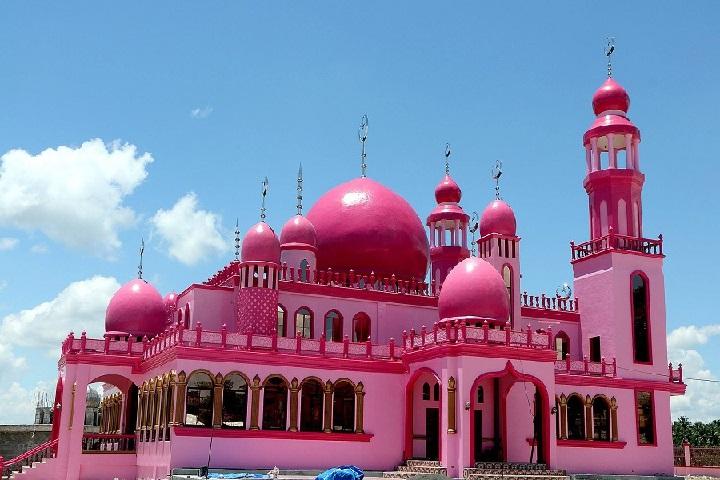 ۱۰مسجد زیبا و متفاوت