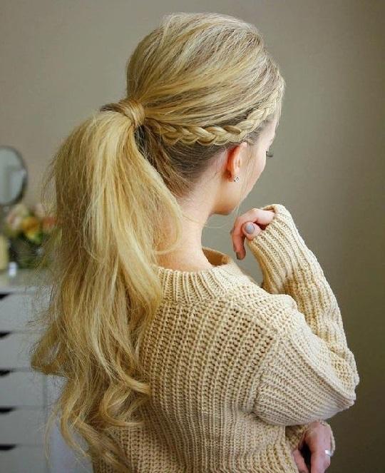 مدل های زیبای بستن مو