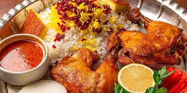 تهیه زرشک پلو با مرغ&lrm
