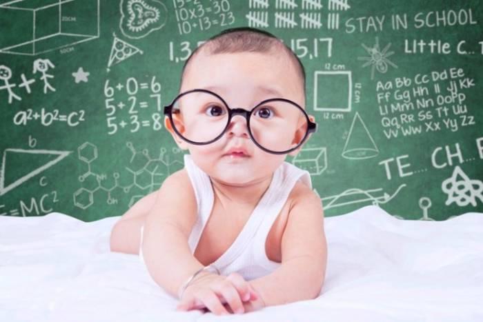 نوزاد باهوش داشتن
