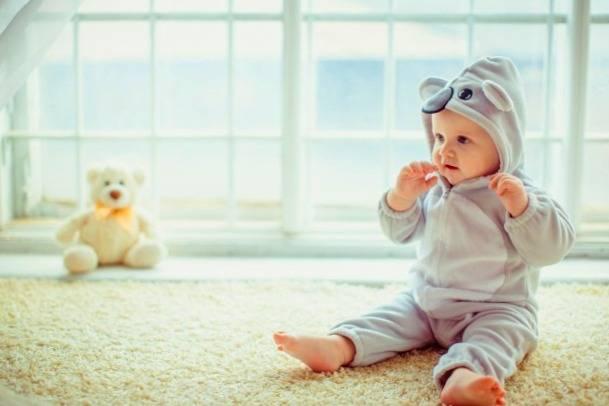 نوزاد باهوش