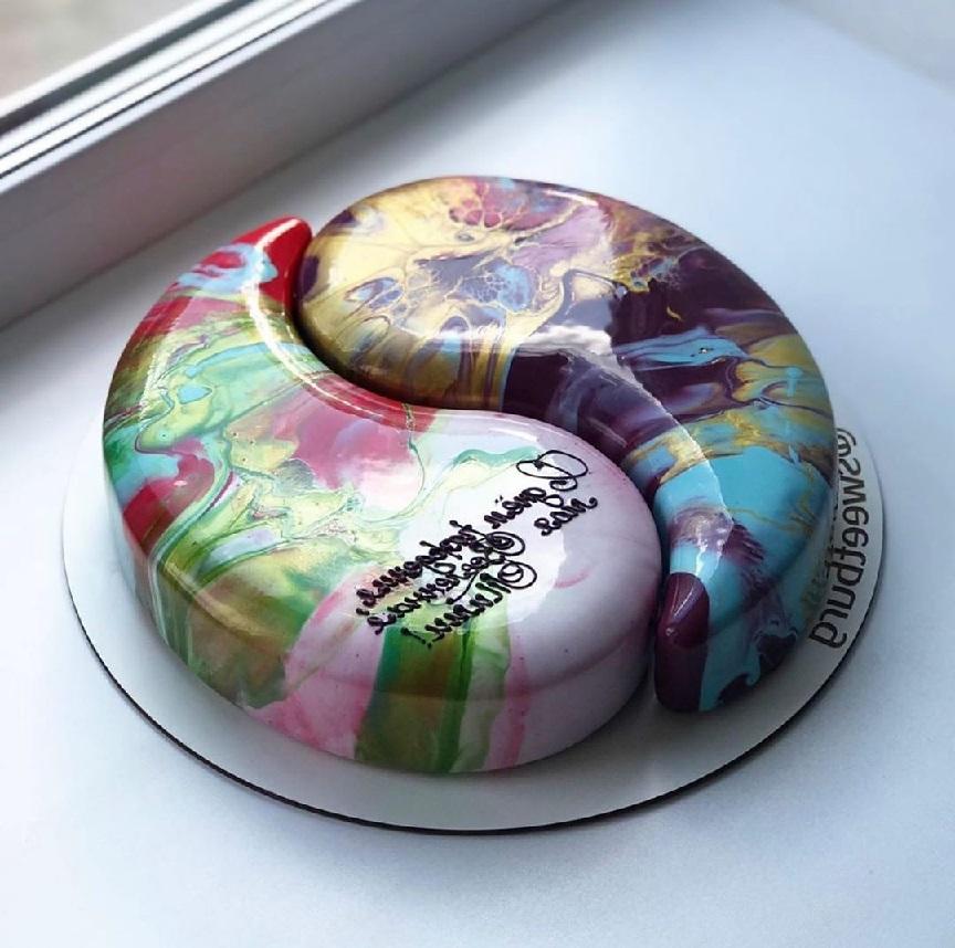 تزئین کیک، شیک و قشنگ