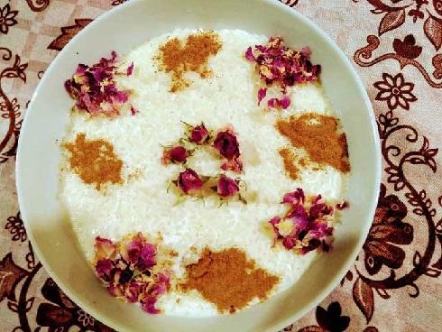 شیربرنج خوشمزه • مجله آنلاین فارسی ها
