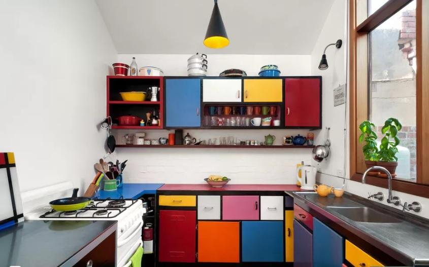 آشپزخانه هایی ساده تا مدرن