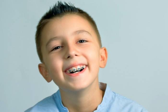 ارتودنسی دندان کودک
