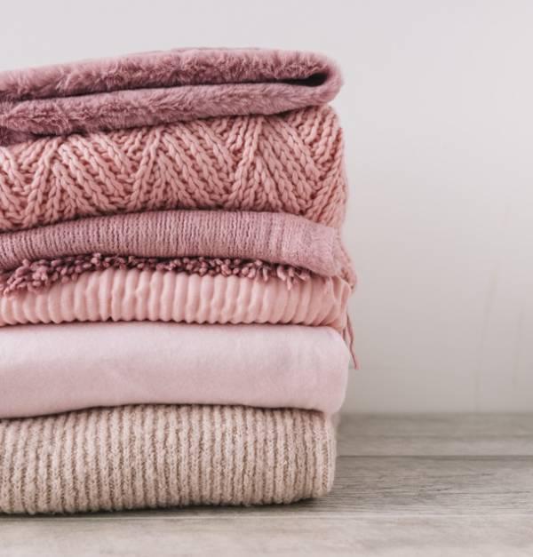 خشک کردن لباس پشمی
