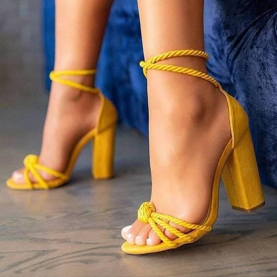 ست کردن کفش