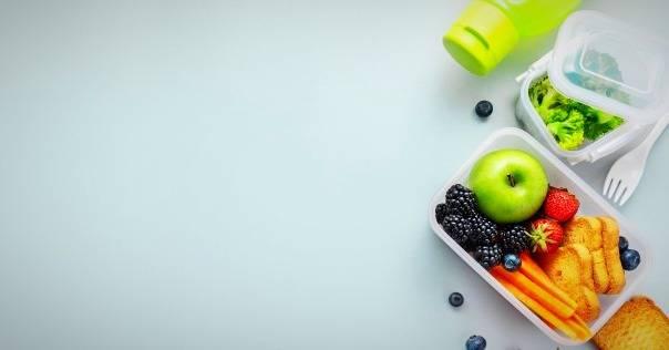 مصرف غذای سالم