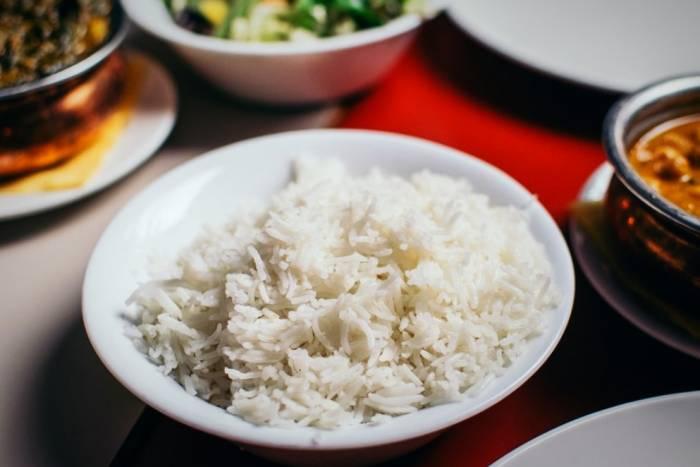نخوردن لاغری و برنج