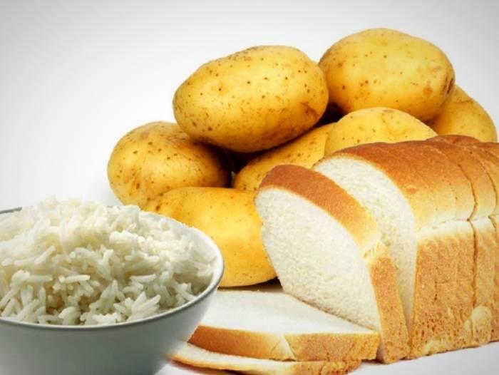 نخوردن نان و برنج در لاغری