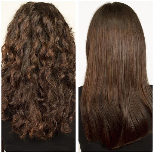کراتینه مو با مواد طبیعی در خانه