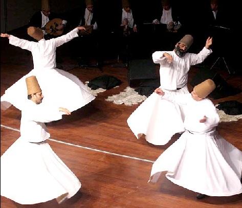رقص سماع چیست؟و حکم انجام آن چیست؟