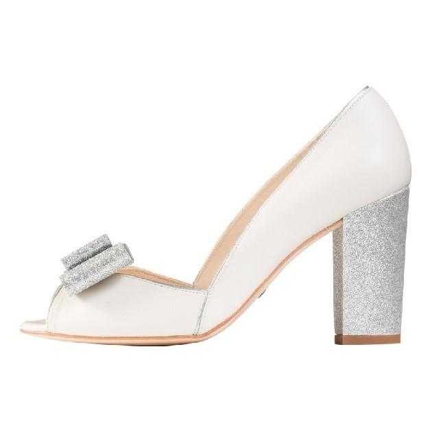 مدل کفش عروس خانوم(2)
