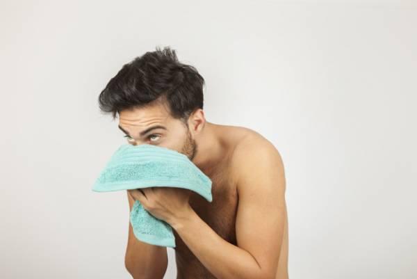 شستن چشم ها