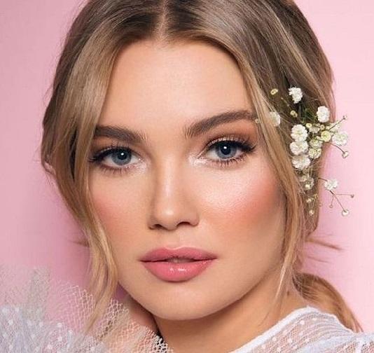 مدل آرایش عروس از ساده تا غلیظ