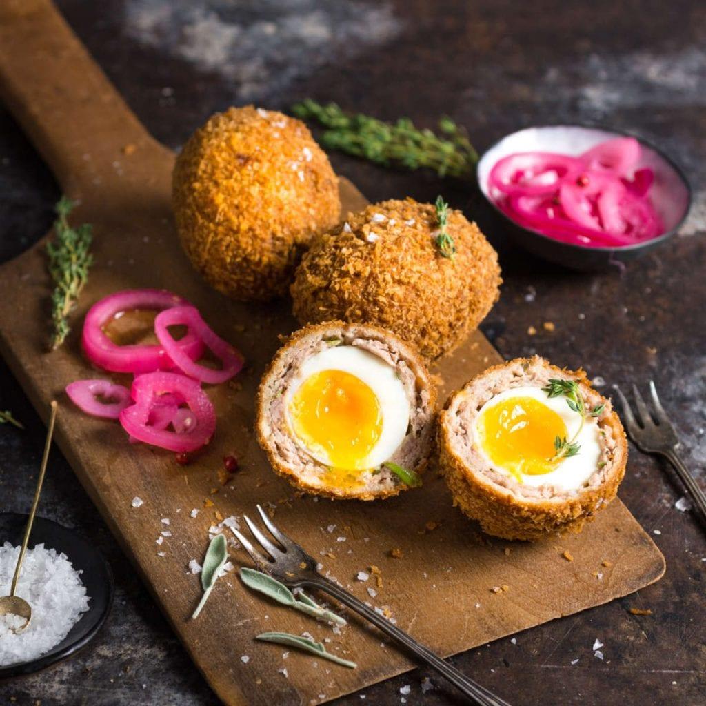 عکس های تخم مرغی که اشتهایتان را زیاد میکند