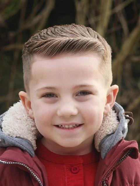 مدل کوتاهی مو ،برای پسربچه ها