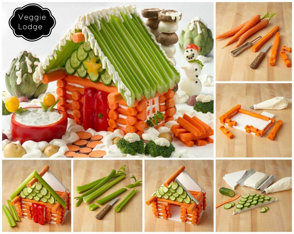 آموزش 5 مدل تزیین جذاب برای خوراکی ها