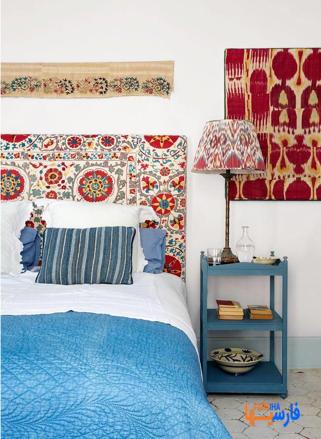 ایده هایی برای تغییر دادن دکور اتاق خواب •مجله آنلاین فارسی ها . دکور اتاق خواب