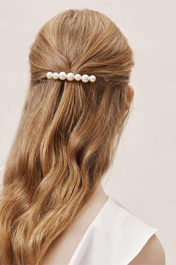 اکسسوری برای موهای باز و جمع