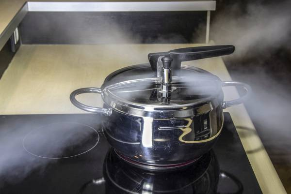 آشپزی با زودپز