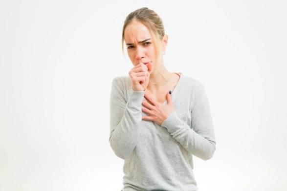 جلوگیری از سرفه