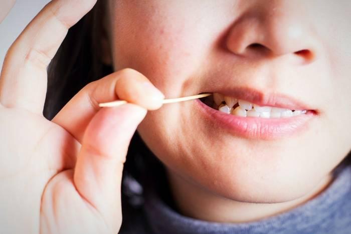 ضررهای خلال دندان