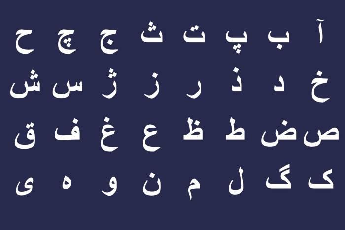 تاریخچه حروف الفبا