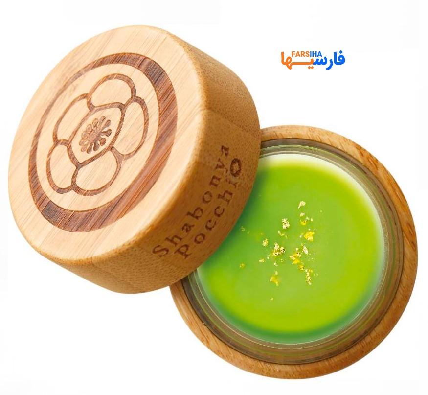 طرز تهیه بالم لب چای سبز در منزل