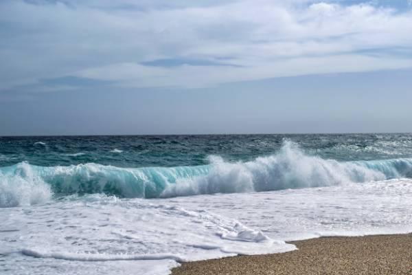 دلیل شوری آب دریا
