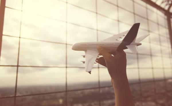 رنگ هواپیمای مسافربری