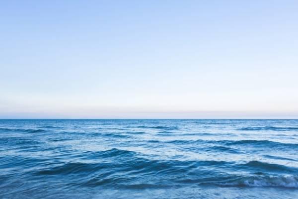 شور بودن آب دریا