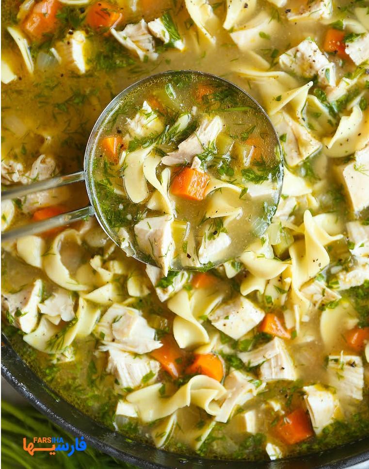 طرز تهیه سوپ های خوشمزه