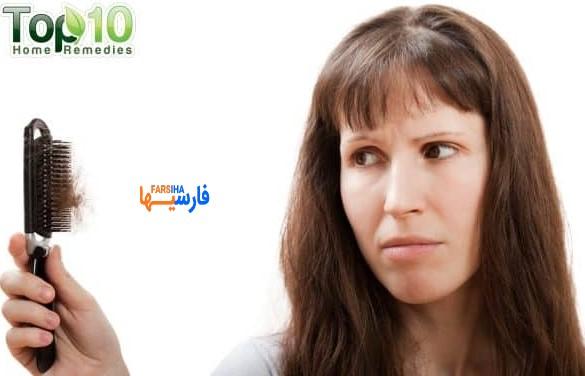 چگونه میتوان ریزش مو را کنترل کرد؟
