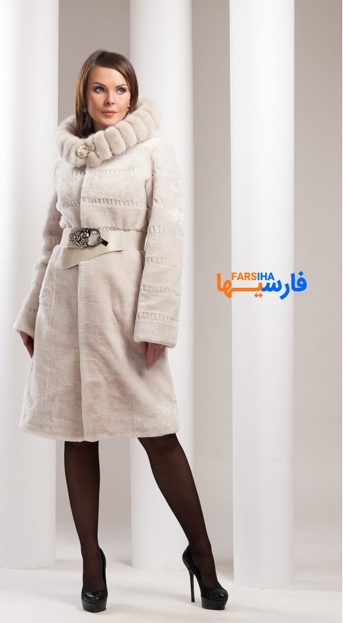 مدل های زیبا و جدید از پالتوی زنانه
