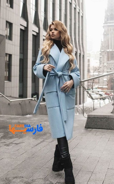 مدل های زیبا و جدید از پالتوی زنانه(2)