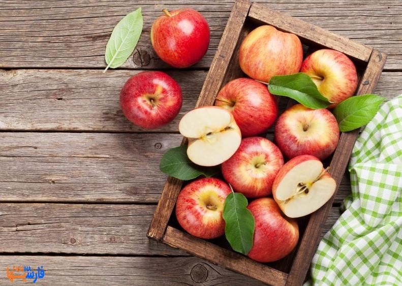 فواید سیب و موز برای بدن چیست؟ • مجله آنلاین فارسی ها.فواید موز چیست؟